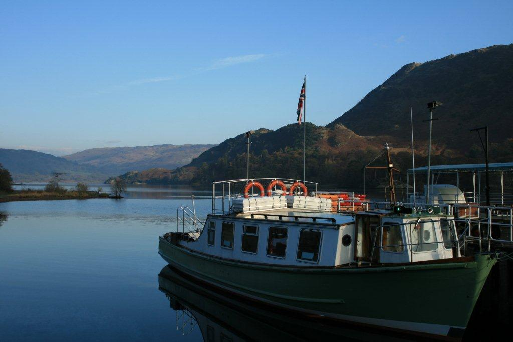 Glenridding Pier