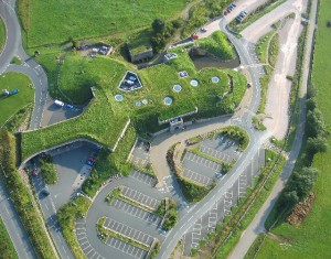 Rheged Viewed from Above.