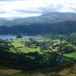 Grasmere From Stone Arthur