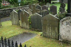 Wordsworth's Grave Grasmere 