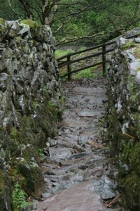 Helm Crag Staircase
