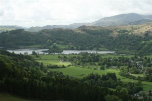 Fairfield Walks, Horseshoe, Grasmere